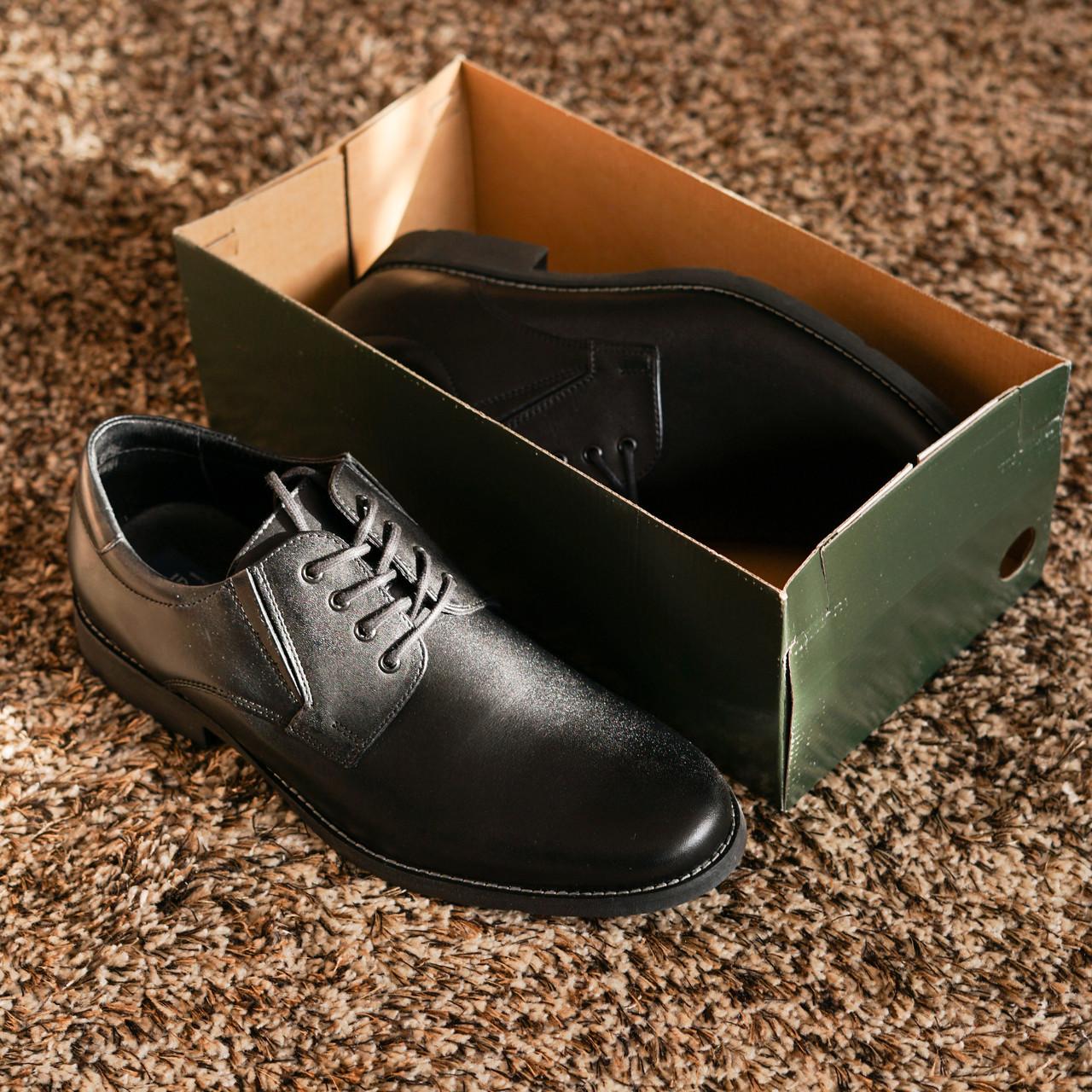 ШКІРЯНІ чоловічі туфлі Minardi 308