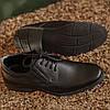 ШКІРЯНІ чоловічі туфлі Minardi 308, фото 4