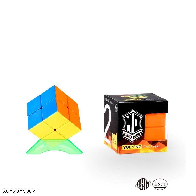 Кубик Рубика 379005 логика 2*2 для Спидкубинга, в коробке 5*5*5см. pro