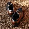 Сині туфлі польського виробництва Pan, фото 5