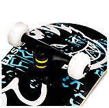 """Скейт деревянный, Скейтборд """"Spitfire """" Maraton  натуральный канадский клен дека 79х20 см, отличное качество, фото 2"""