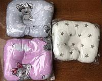 Подушка - бабочка ортопедическая для малышей, в ассортименте