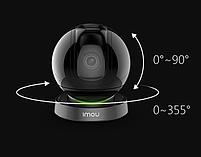 2 Мп хмарна поворотна Wi-Fi відеокамера IPC-A26HP, фото 2