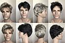 🤵♀️Мужской искусственный парик, короткий волос, фото 2
