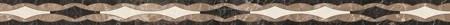 Фриз настенный Лоренцо интарсио 30х600