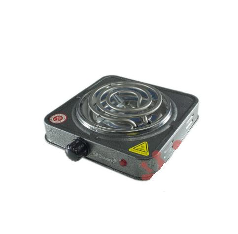Электроплита DOMOTEC MS-5801 узкий ТЭН на 1 конфорку
