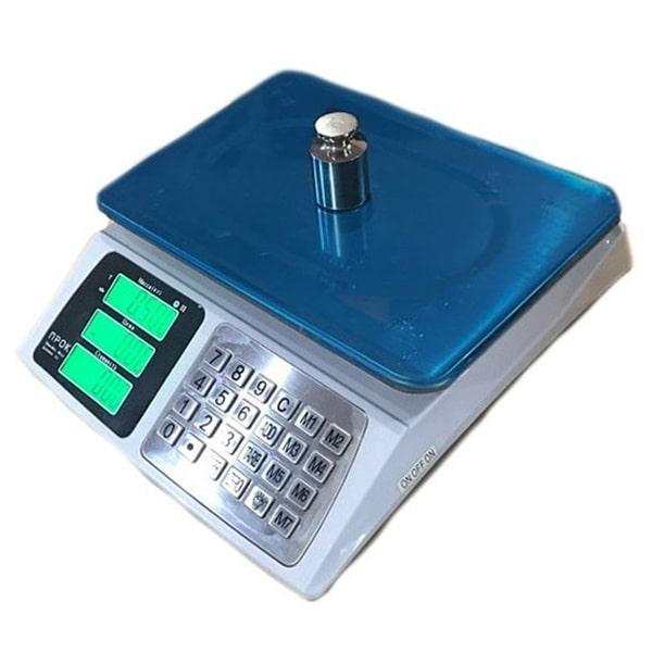 Ваги торгові ПРОК-ВТ-806-В (40 кг)