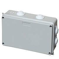 Розподільні коробки КР  IP65 200x155x80 (з герм.) ElectrO KP200155802