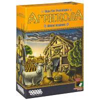Настольная игра Hobby World Агрикола (новое издание) (1608)