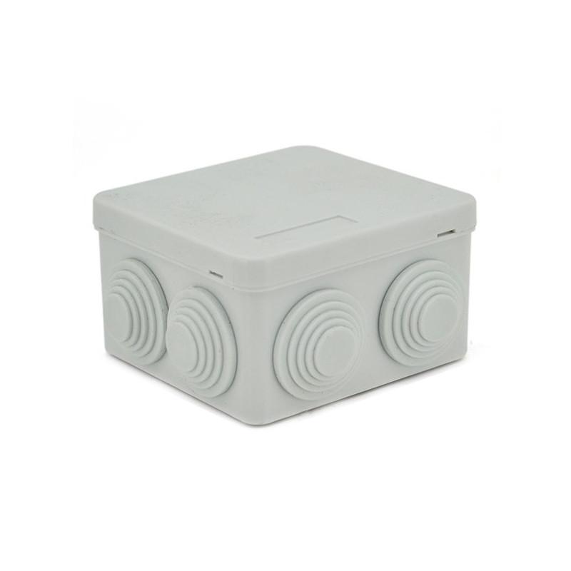 Розподільні коробки КР  IP65 85x85x50 (з герм.) ElectrO KP8585501