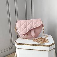 Мини кросс боди, сумка седло, Dior, фото 1