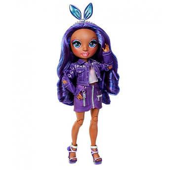 Кукла Rainbow High S2 - Кристал Бэйли (с аксессуарами) 572114EUC