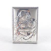 Икона Святая Мария на деревянной основе Гранд Презент 350