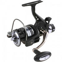 Катушка для рыбалки на удочку качественная Mikado Baitrunner Freerunner 6006 (KDA055-6006)