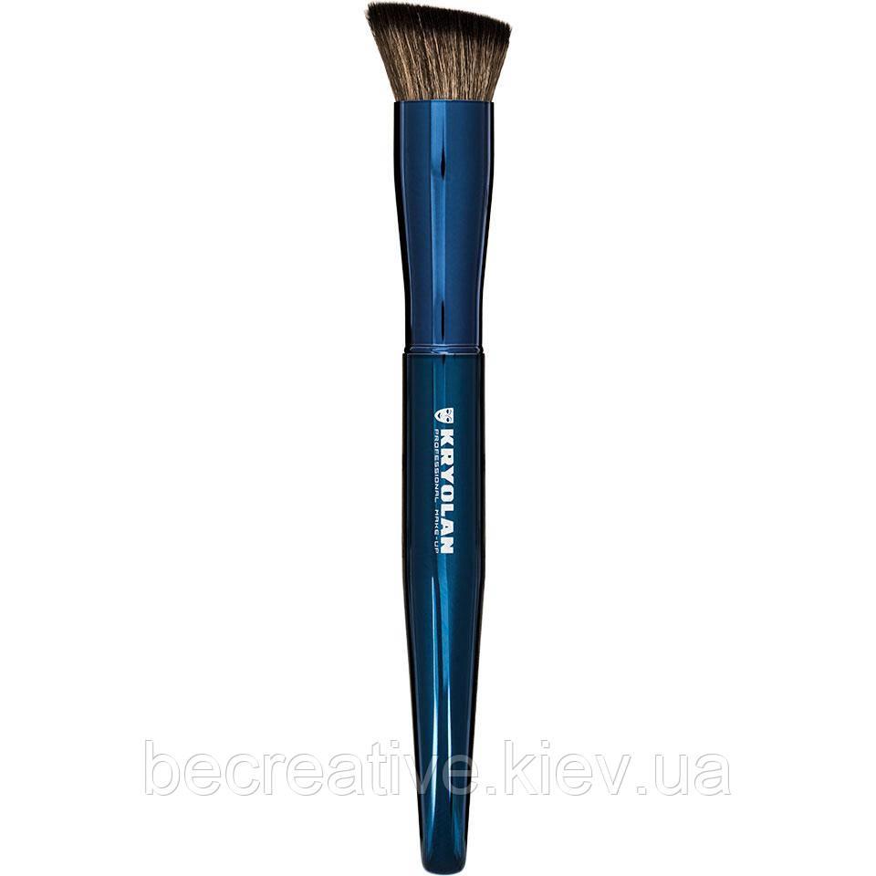 Кисть для нанесения праймера BLUE MASTER SKIN PERFECTER BRUSH LARGE