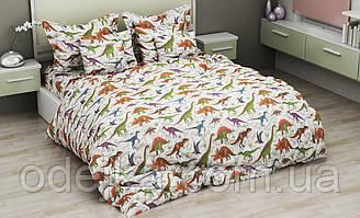 Детский комплект постельного белья 150*220 хлопок (15097) TM KRISPOL Украина