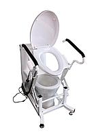 Кресло для туалета с подъемным устройством стационарное MIRID LWY001, фото 1