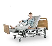 Медицинская кровать с туалетом MIRID Е08 (механический привод), фото 1