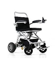Легкий, складний електричний візок для інвалідів W1023-26. Інвалідна коляска переносна.