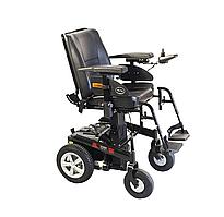 Електричний візок інвалідний з регулюванням висоти сидіння W1022