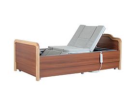 Медичне функціональне електро ліжко з туалетом Е101. Регульована висота ложа. Для інвалідів.