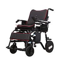 Легка складна електричний візок для інвалідів MIRID D6029 (Батарея ємність 6Ач)