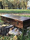"""Набор шампуров """"Кабан МАХ"""" Gorillas BBQ в деревянной коробк, фото 7"""
