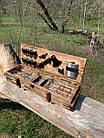 "Набор шампуров ""Витязь"" Gorillas BBQ в деревянной коробке, фото 3"