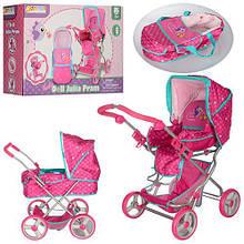 Коляска для куклы HAUCK D-86622 розовая