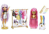 Набір Rainbow High Surprise модна студія з ексклюзивною лялькою Avery Styles 571049 MGA Entertainment 300 комб