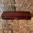 """Набор шампуров """"Косуля"""" Gorillas BBQ в деревянной коробке, фото 10"""