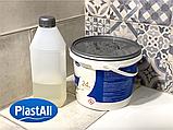 Краска акриловая для реставрации акриловых ванн Plastall Titan 1.7 м Оригинал, фото 3