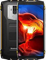 Смартфон защищенный с двумя камерами на 2 сим карты Blackview BV6800 Pro yellow 4/64 Global (Гарантия 12 мес)
