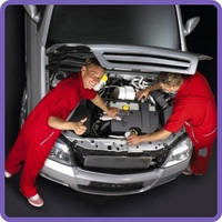 Установка оборудования и техническое обслуживание автомобилей