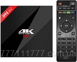 Смарт ТВ TV Box H96 Pro 2/16Gb (Гарантия 12)
