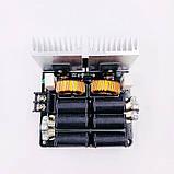 ZVS 20A, 1000Вт вихревой индукционный нагреватель. Питание 12-48В, фото 3