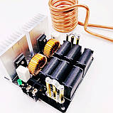 ZVS 20A, 1000Вт вихревой индукционный нагреватель. Питание 12-48В, фото 2