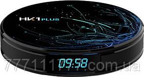 Смарт ТВ VONTAR HK1 PLUS 2/16GB Amlogic S905X2 Android 8.1 (Гарантия 12 мес)
