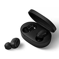 Наушники ксиоми черныевкладыши Xiaomi Redmi AirDots 2 Youth Edition TWSEJ061LS Black (Гарантия 12 мес)