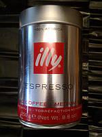 Кофе молотый illy нормальной обжарки