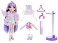 Лялька Rainbow High Violet Willow 28 см 569602, фото 1
