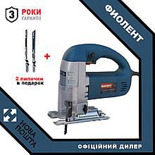 Електролобзик Фіолент ПМ4-700Э + пилочки для лобзика Bosch - 2шт