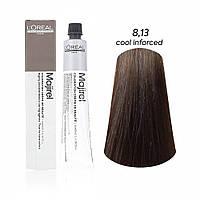 Мажірель Кул Інфорсед, крем-фарба для волосся, відтінок 8.13, 50 м