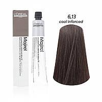 Мажірель Кул Інфорсед, крем-фарба для волосся, відтінок 6.13, 50 мл