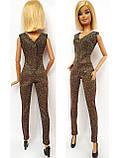 (Не для перепродажи!) Одежда для кукол Барби - комбинезон, фото 4