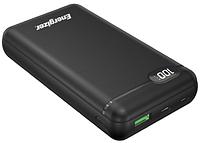 Портативное зарядное устройство Energizer UE20003PQ-20000 mAh Li-pol+TYPE-C PD Black (6507062)