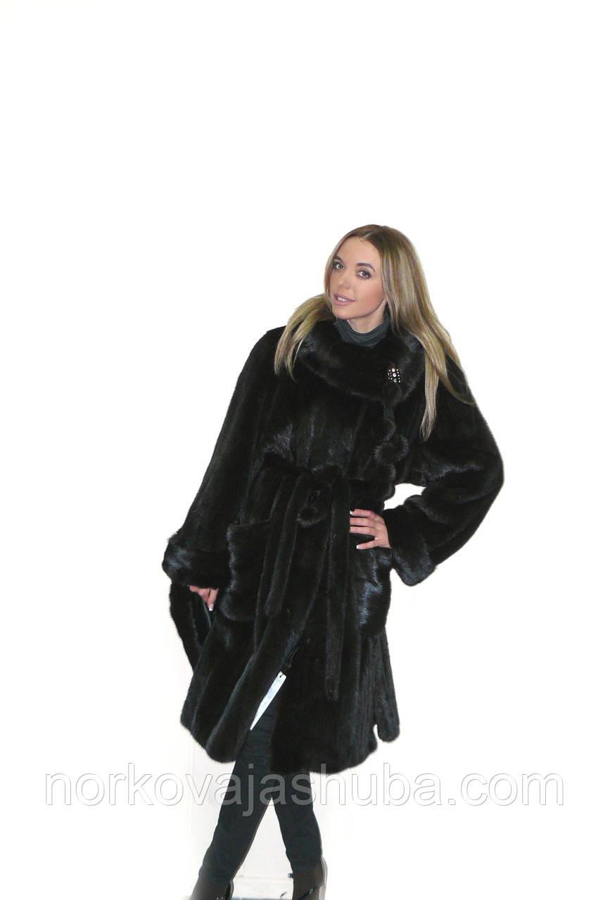 Эксклюзивная норковая шуба Saga Mink - Интернет-магазин FUR STAR в Харькове b5e6a9674fca0