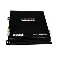 Автомобильный усилитель звука Boschmam BM Audio BM-600.2 двухканальный 4000W (4_00499)