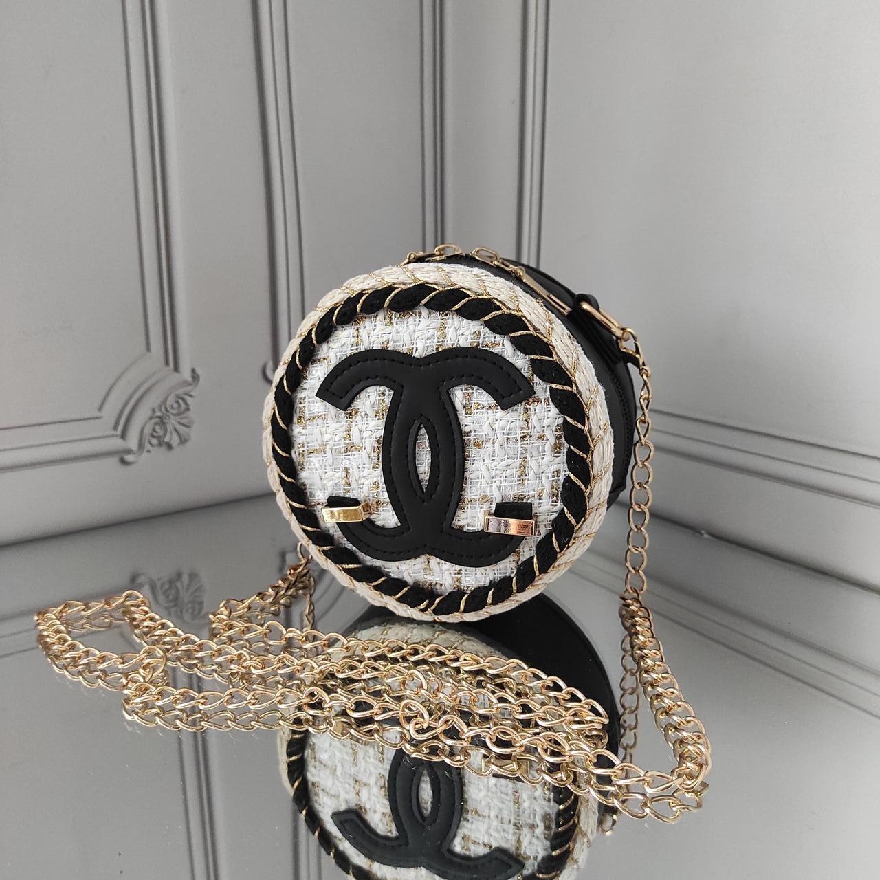 Мини кросс боди, сумка детская Chanel