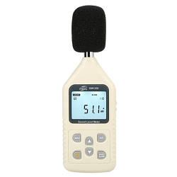 Измеритель уровня шума (шумомер), фильтр А/С  BENETECH GM1358